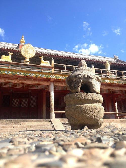 Ilmainen kuvapankkikuva tunnisteilla amarbayasgalant, buddha, historia, kulttuuri