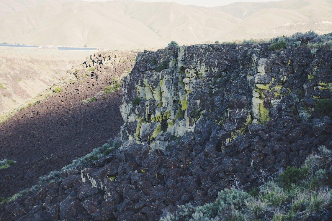ロッキー, 山岳, 岩