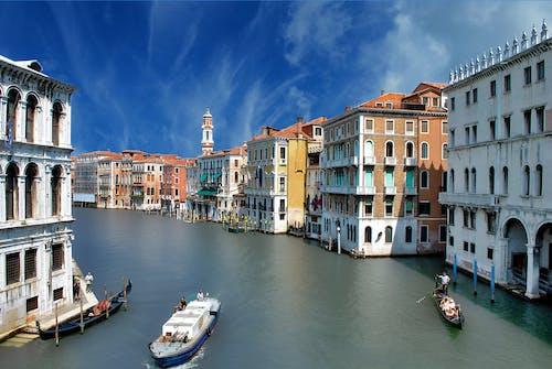Free stock photo of architectural design, architettura, canale