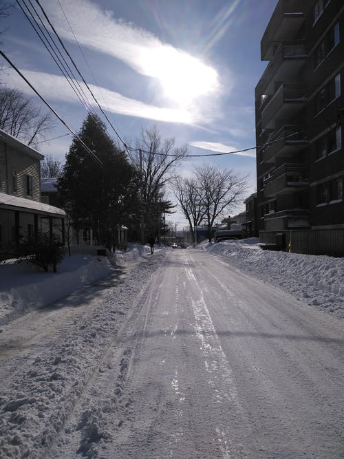 Free stock photo of street, winter