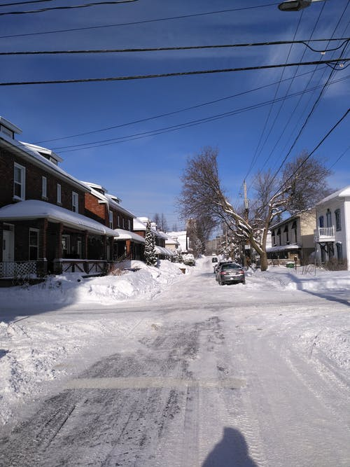 Free stock photo of streetview, winter