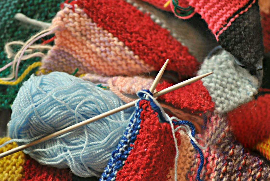Stainless Steel Knitting Tool