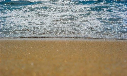 Foto stok gratis air, laut, lautan, pantai