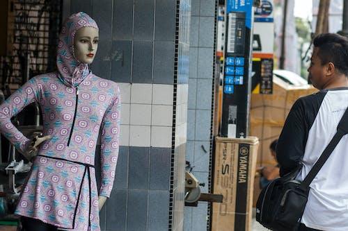 Gratis lagerfoto af asiatiske mennesker, gade, gadefotografering, Gadekunstner