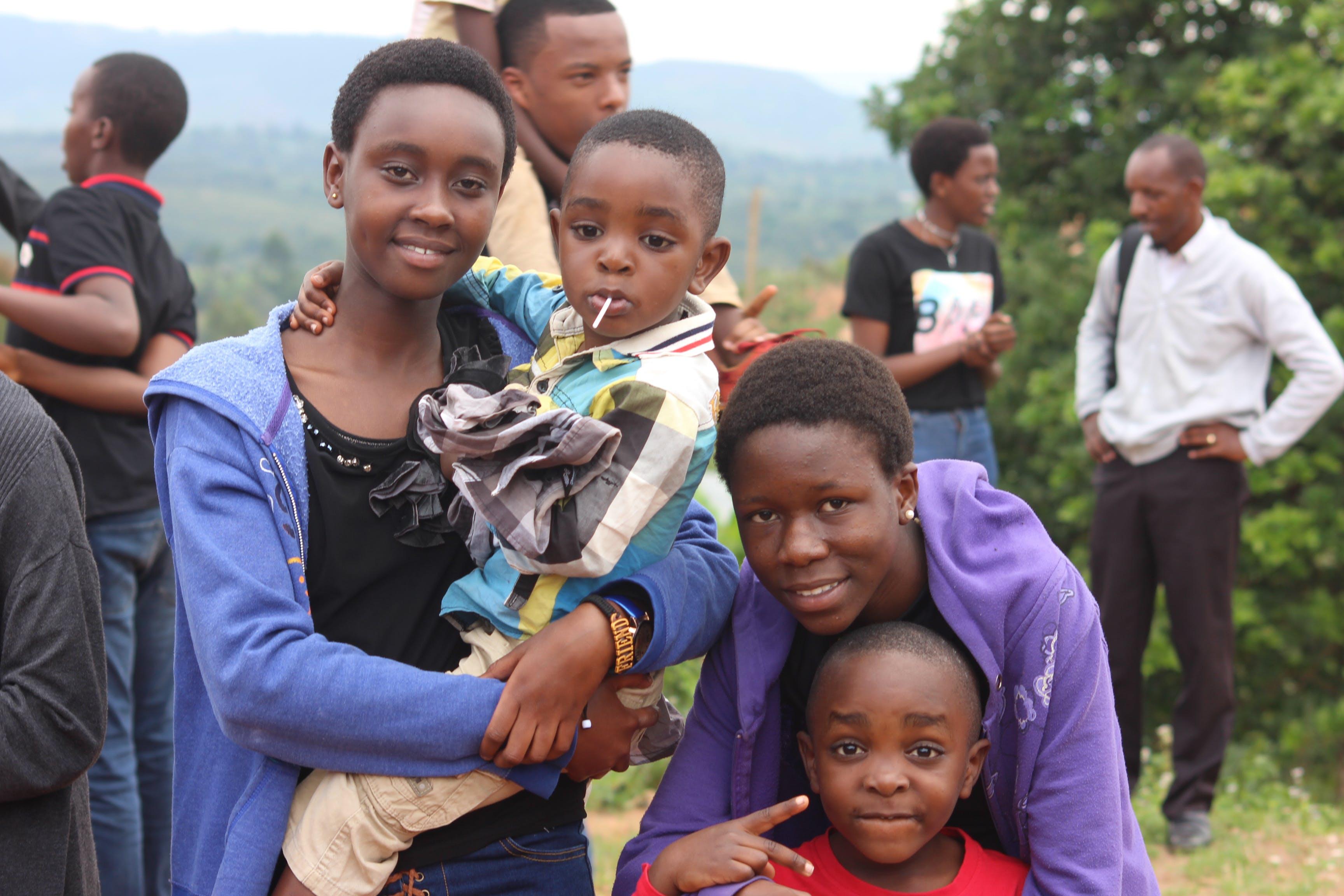 Kostenloses Stock Foto zu african american menschen, frauen, kinder, menschen