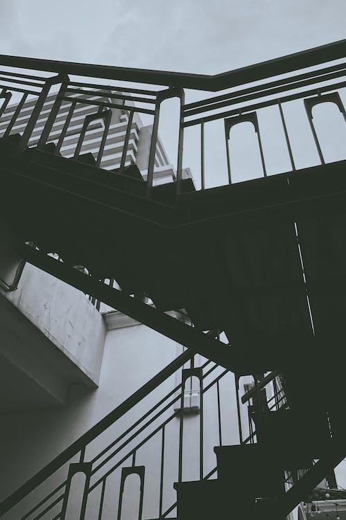 คลังภาพถ่ายฟรี ของ กรุงเทพมหานคร, ขาว, ขาวดำ, ดำ