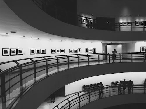 คลังภาพถ่ายฟรี ของ กรุงเทพมหานคร, ขาวดำ, ดำ
