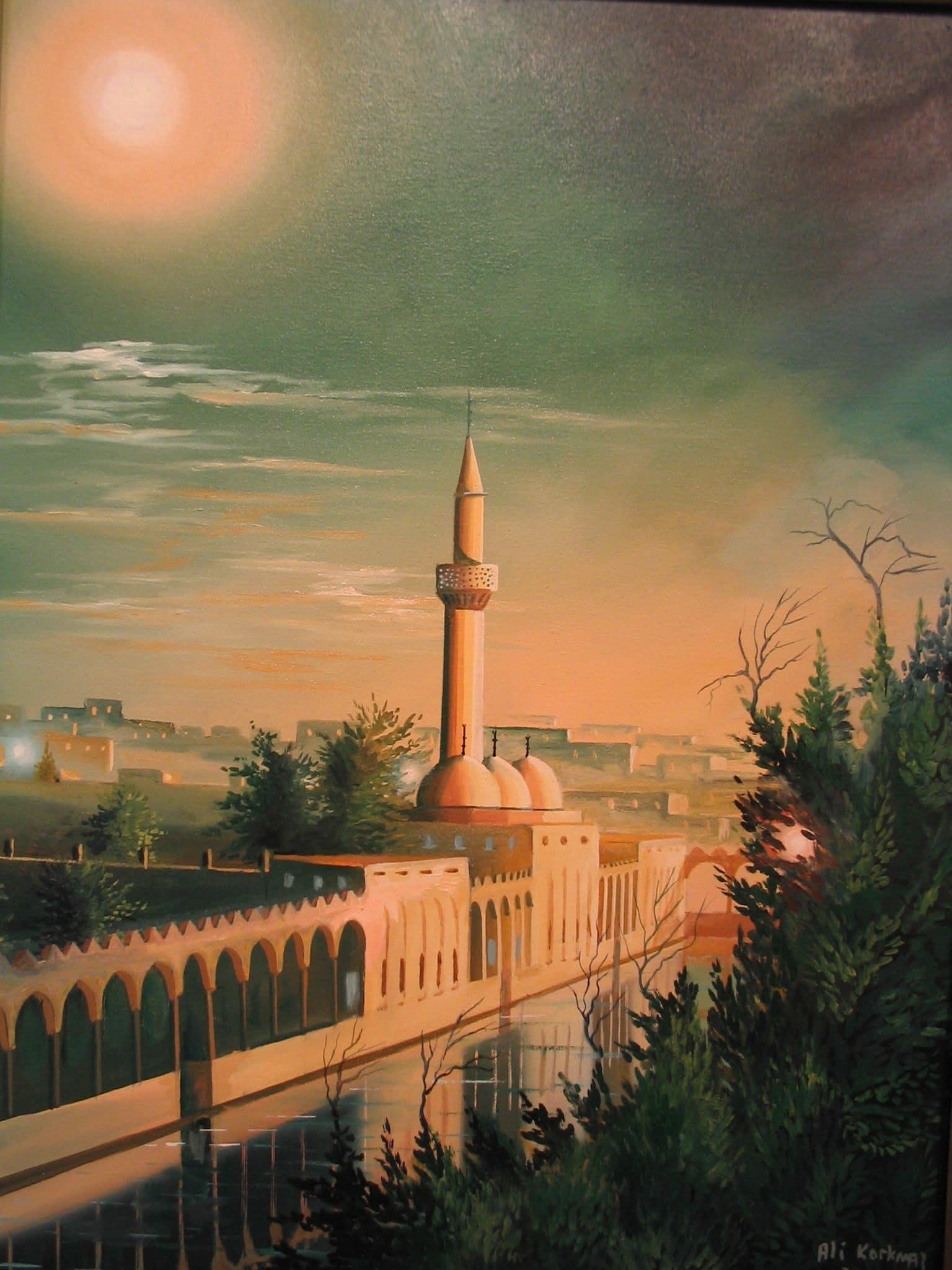 Free stock photo of Şanlıurfa, Balıklıgöl, Dergah, Halil-ur Rahman