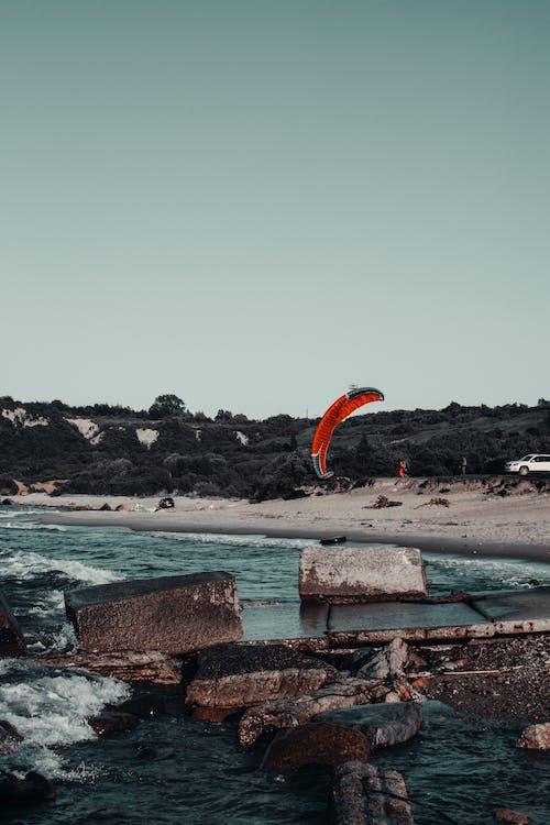 ビーチ, 岸, 水, 海の無料の写真素材
