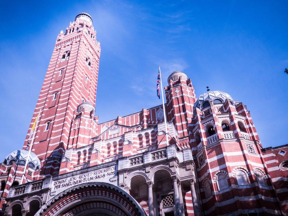 architettura, campanile, cattedrale
