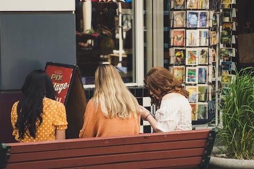 Darmowe zdjęcie z galerii z dziewczyny, kobiety, ludzie, przyjaciele