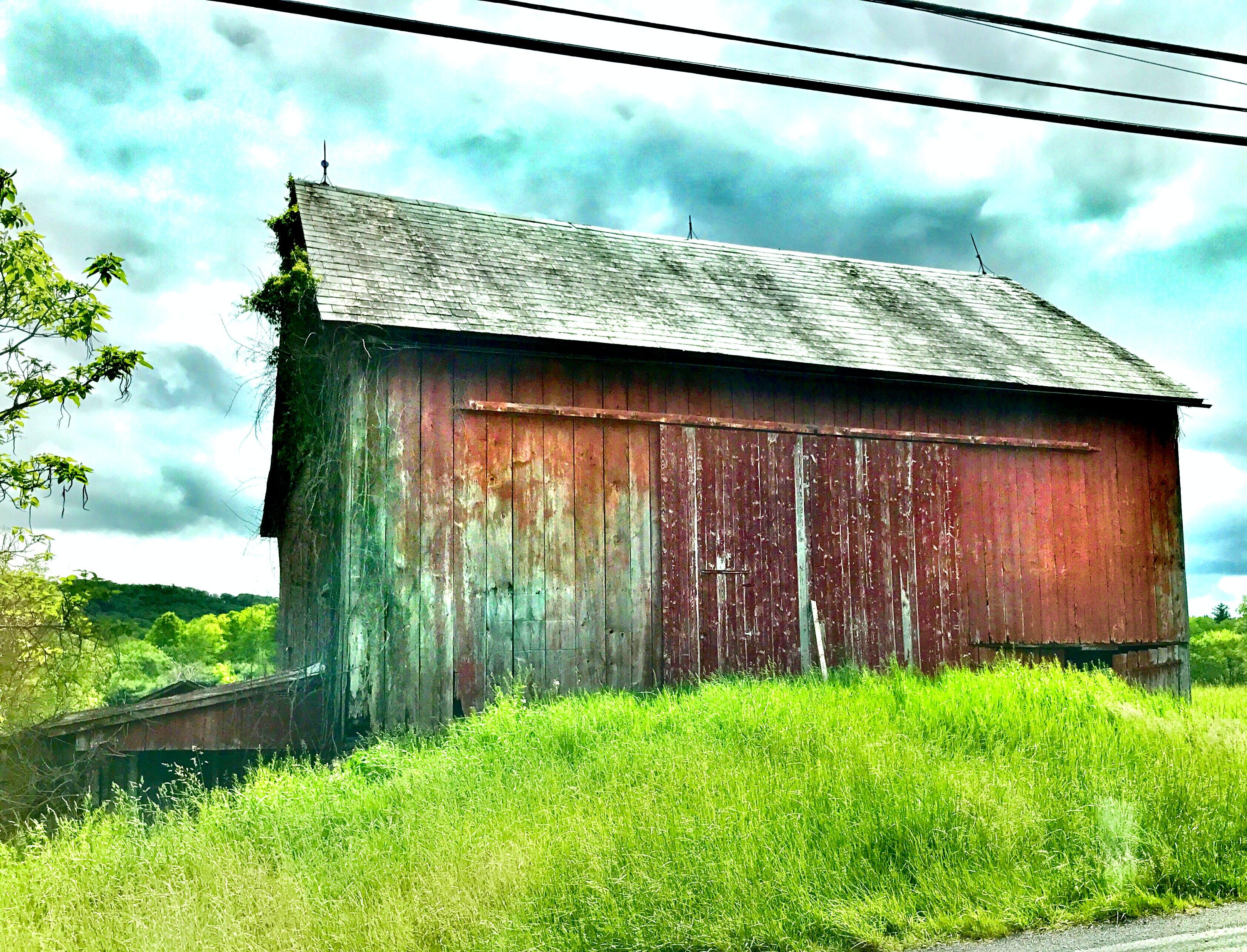 Free stock photo of barn, farm, red