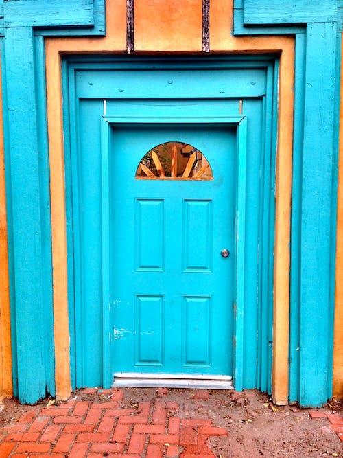 Základová fotografie zdarma na téma modrá, nové mexiko, santa fe, tyrkysová
