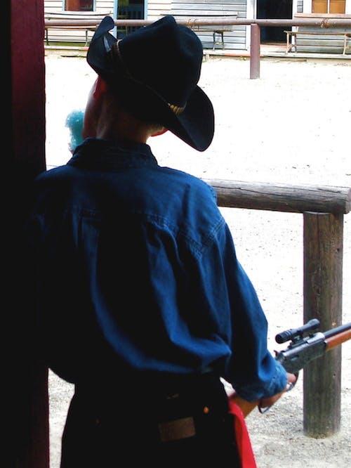 Základová fotografie zdarma na téma kovboj