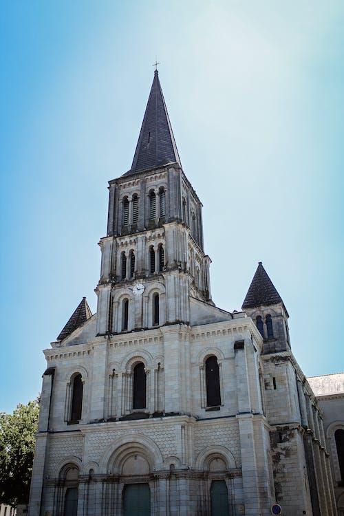 Foto profissional grátis de arquitetura, capela, construção, França