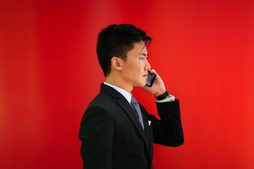 Foto profissional grátis de celular, chamada telefônica, comunicação, conversa