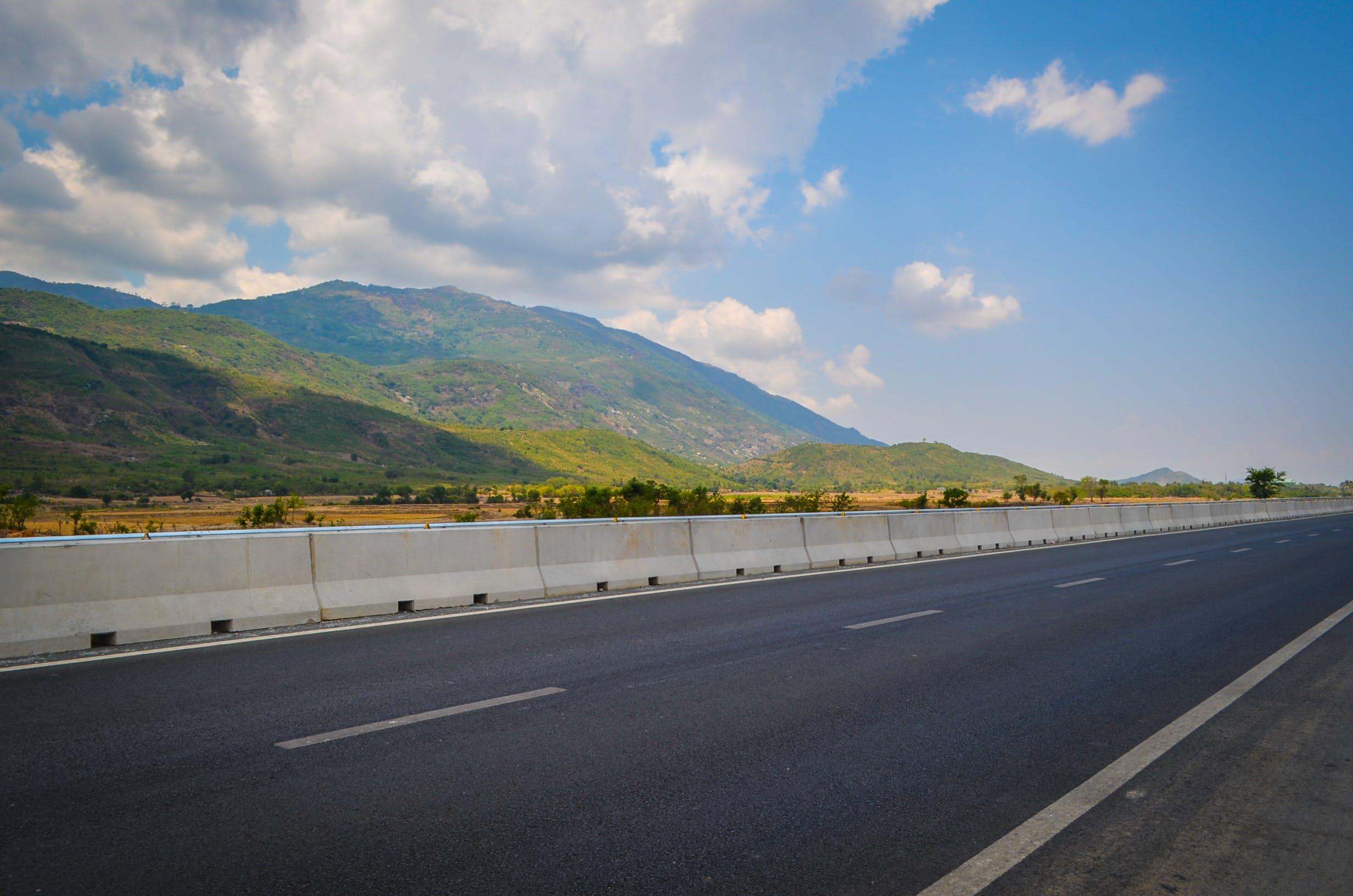 Free stock photo of mountain, road trip