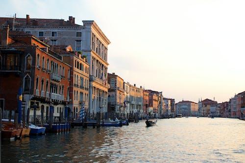 Gratis arkivbilde med architektur, er mer, italien, meerwasser