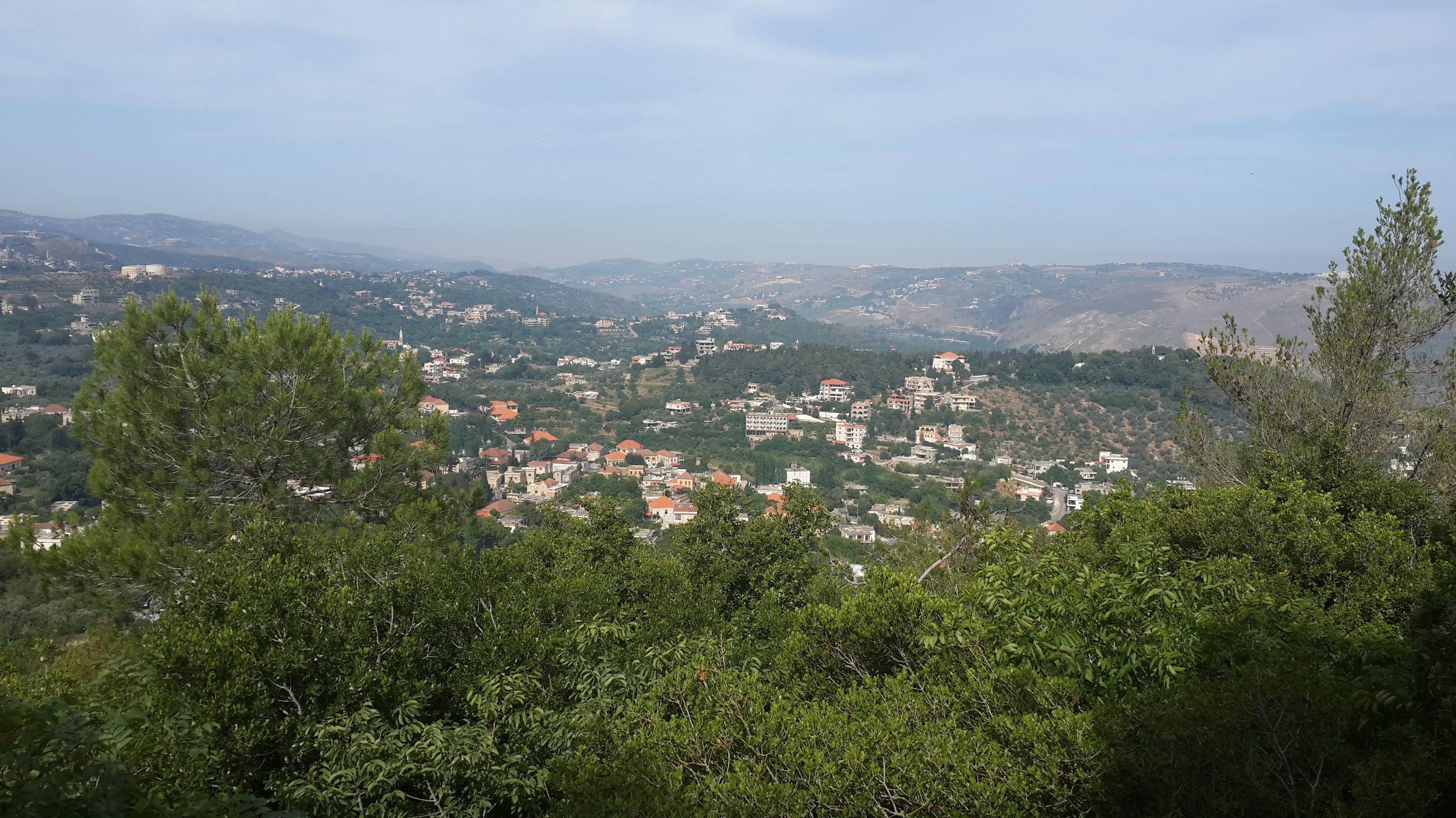 Free stock photo of Lebanon, village