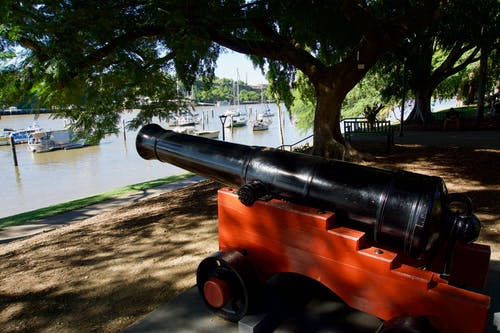 Free stock photo of australia, brisbane, cannon, park