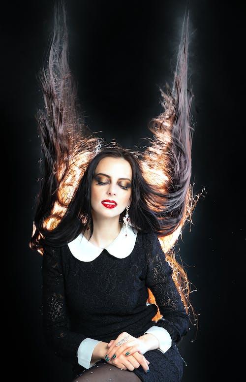 Photos gratuites de adulte, beauté, cheveu, coiffure