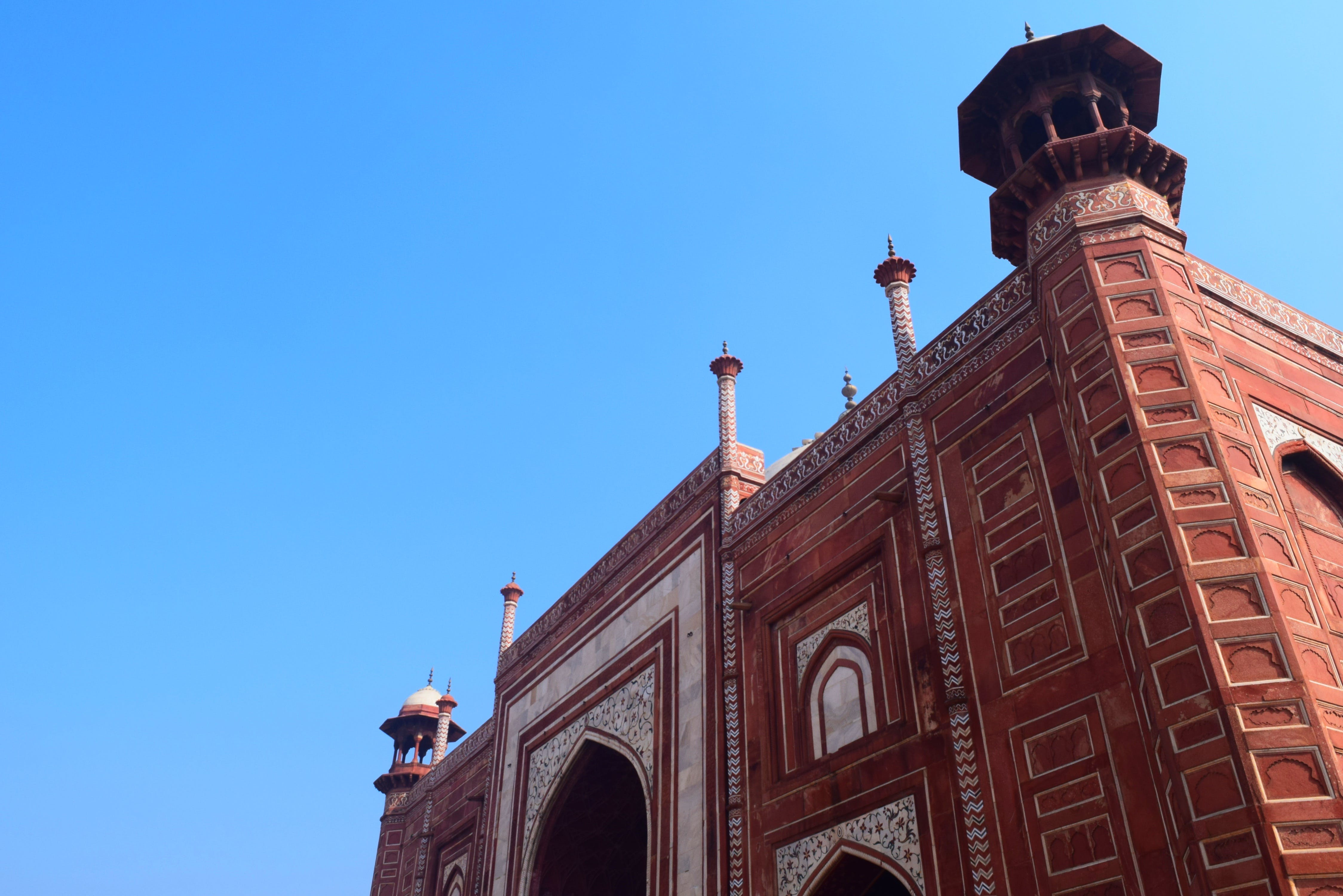 Free stock photo of Agra, ancient, architecture, building