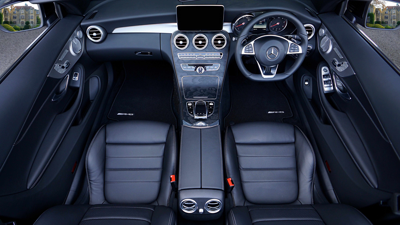 Gratis stockfoto met auto, automobiel, automotive, c klasse