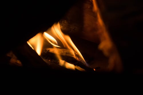 Free stock photo of burn, burning, camp fire, cold