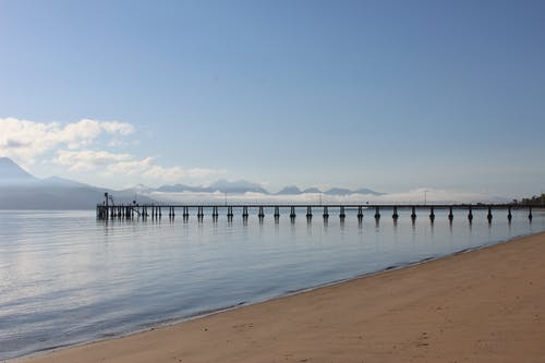 Free stock photo of cardwell jetty