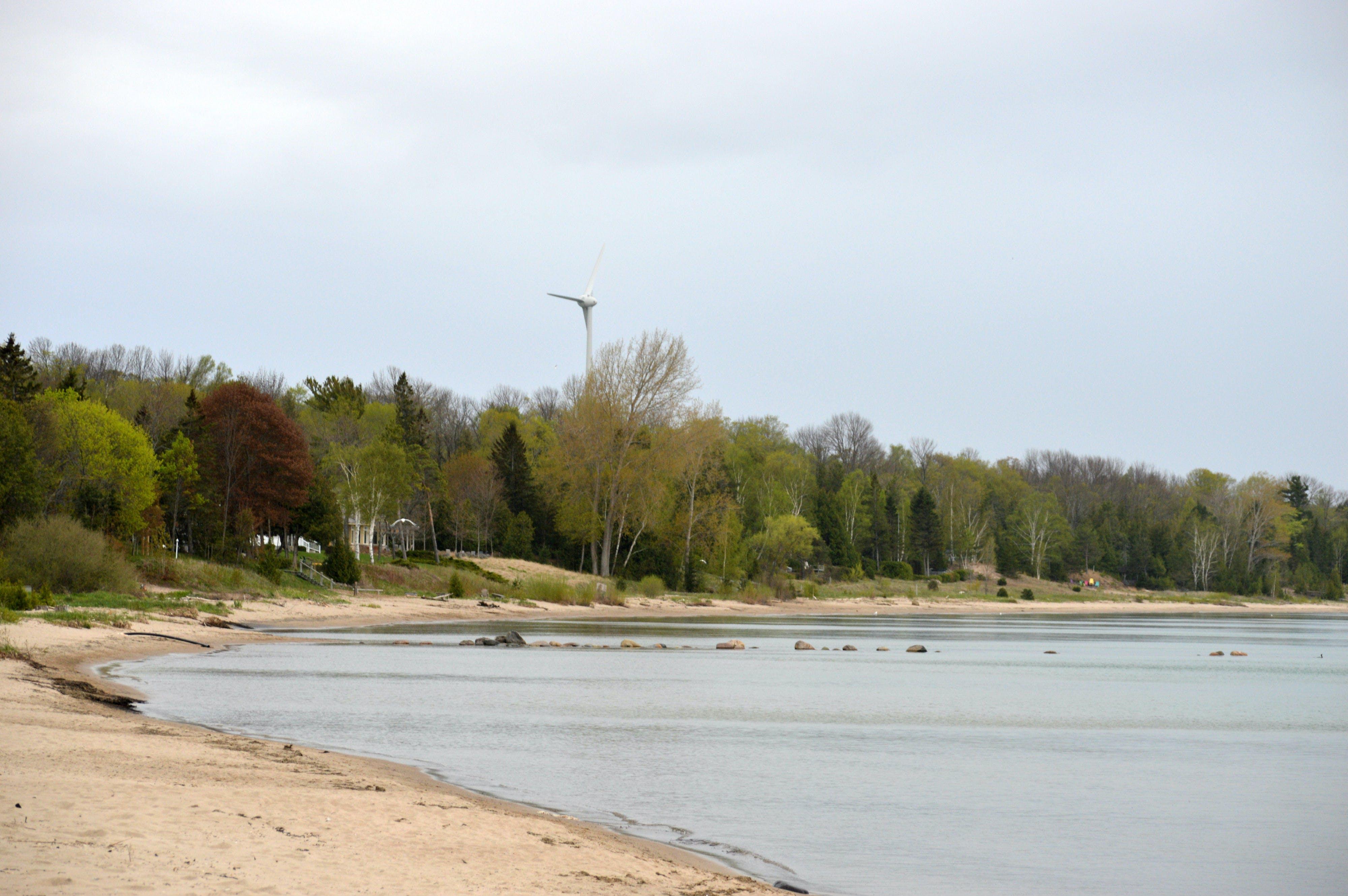 Free stock photo of peaceful, windmill, zen