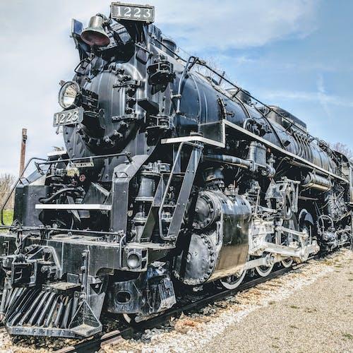 기관차, 기차, 증기 기관차의 무료 스톡 사진
