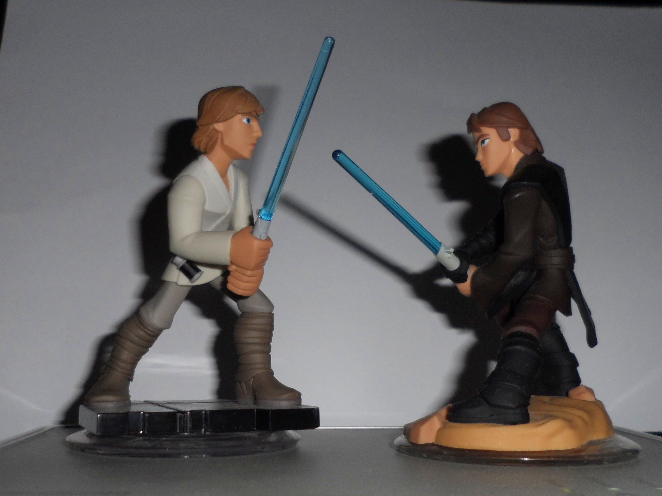 Free stock photo of macro, geek, star wars