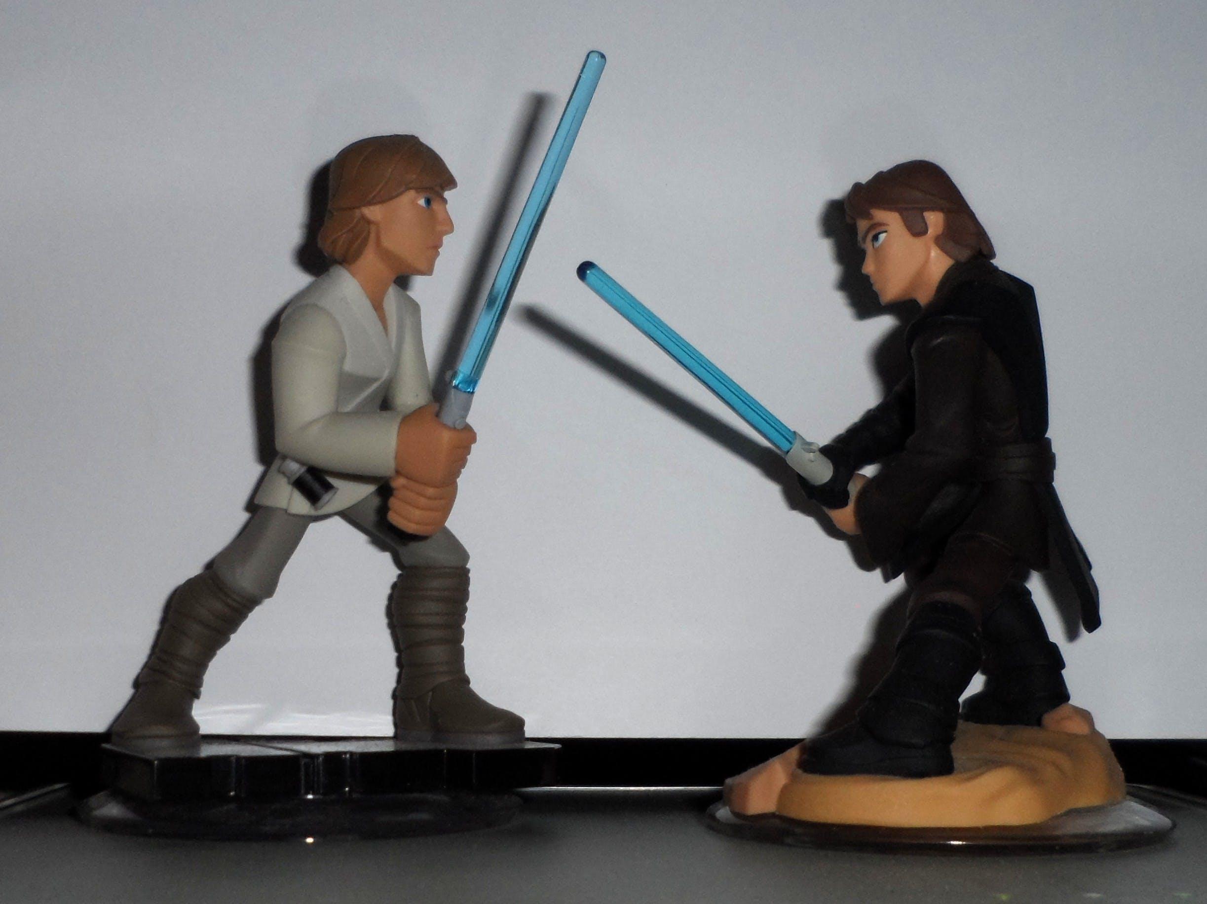 Free stock photo of geek, macro, star wars