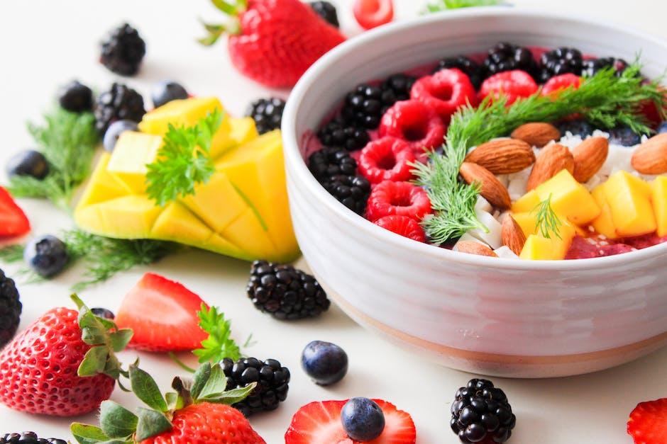 Fruit Salad In White Ceramic Bowl - Ultimate Skincare Guide