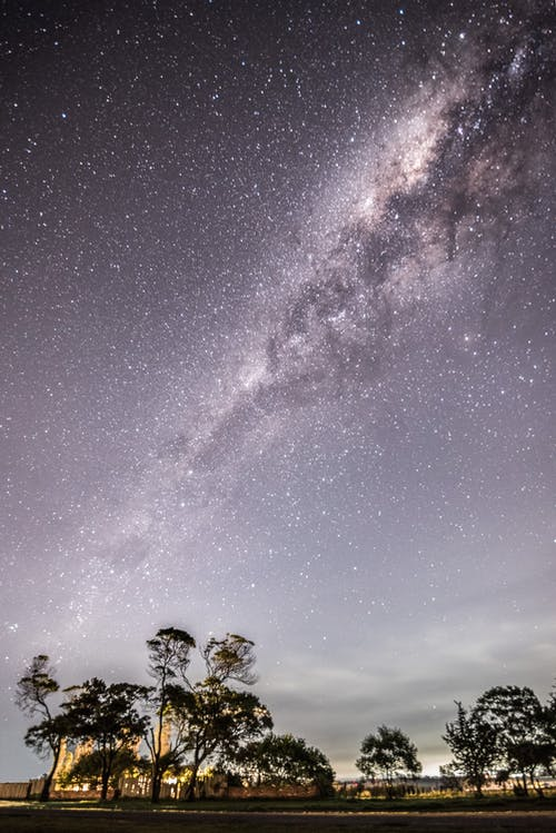 Scenic View of Night Sky