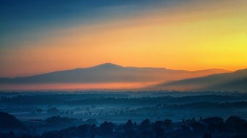 Ingyenes stockfotó ég, festői, hajnal, háttérvilágítás témában