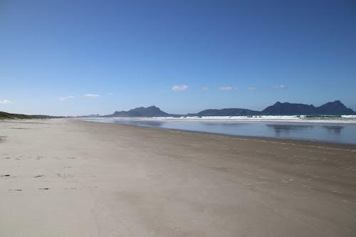 天空, 海, 海灘 的 免費圖庫相片