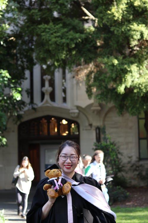 Základová fotografie zdarma na téma asijská holka, auckland, promoce
