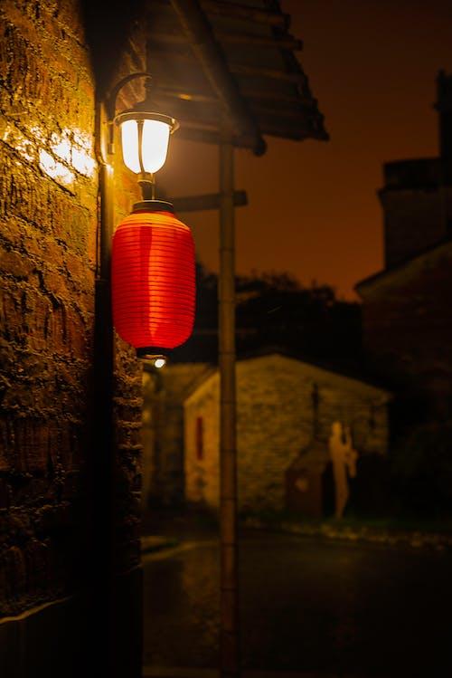 Δωρεάν στοκ φωτογραφιών με κόκκινο, φωτάκι νυκτός