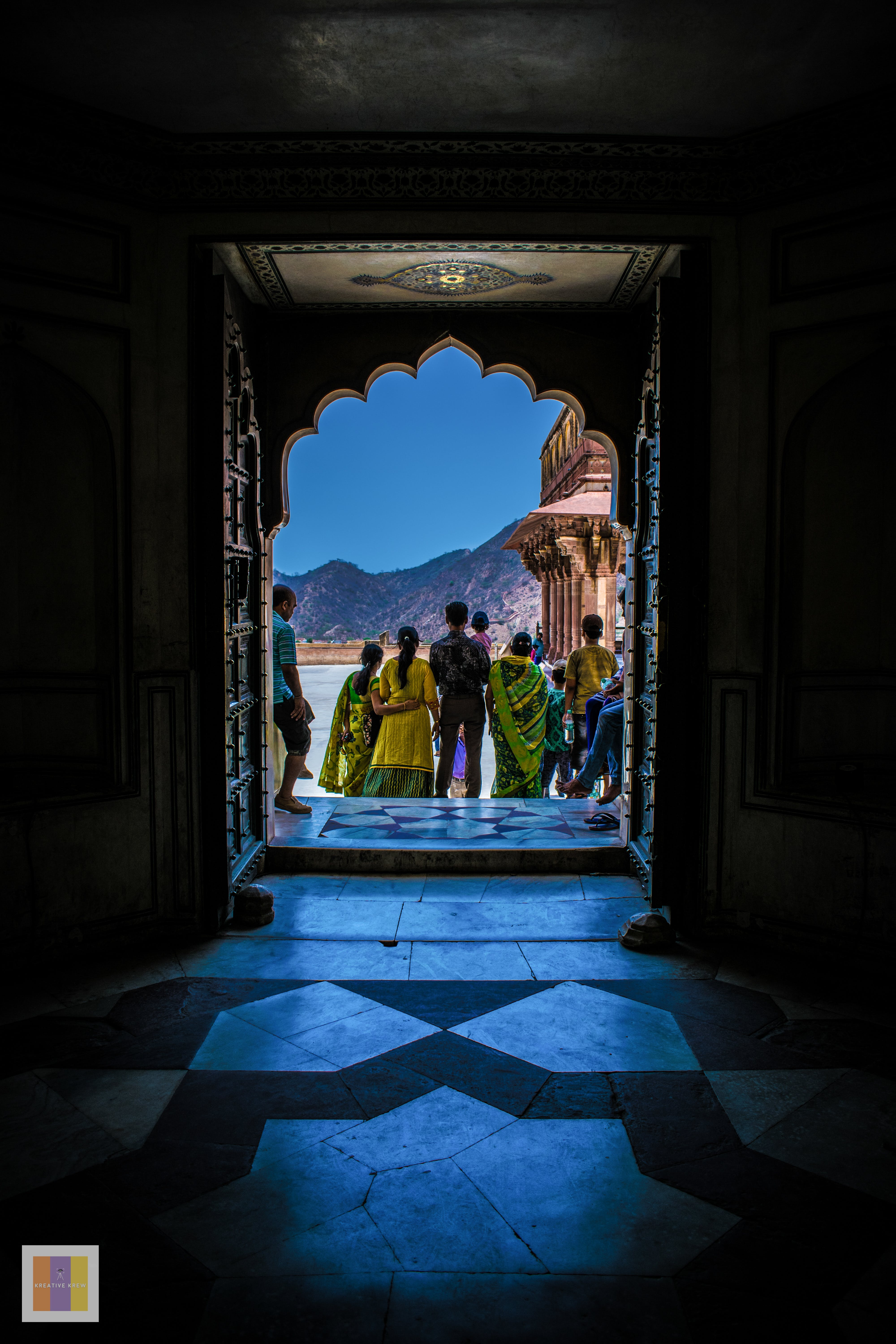 Free stock photo of amer fort, india, Jaipur