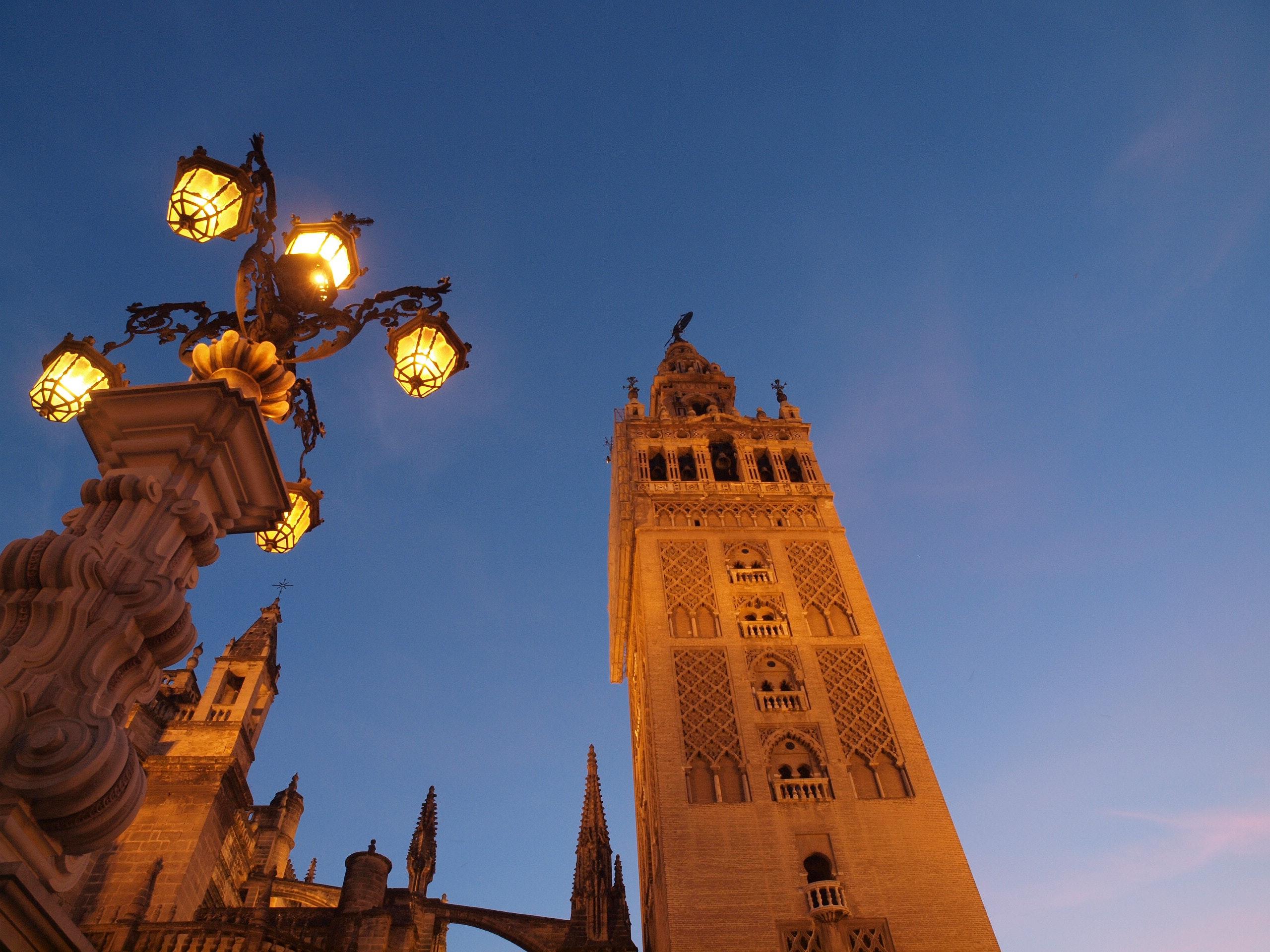 Image result for giralda tower