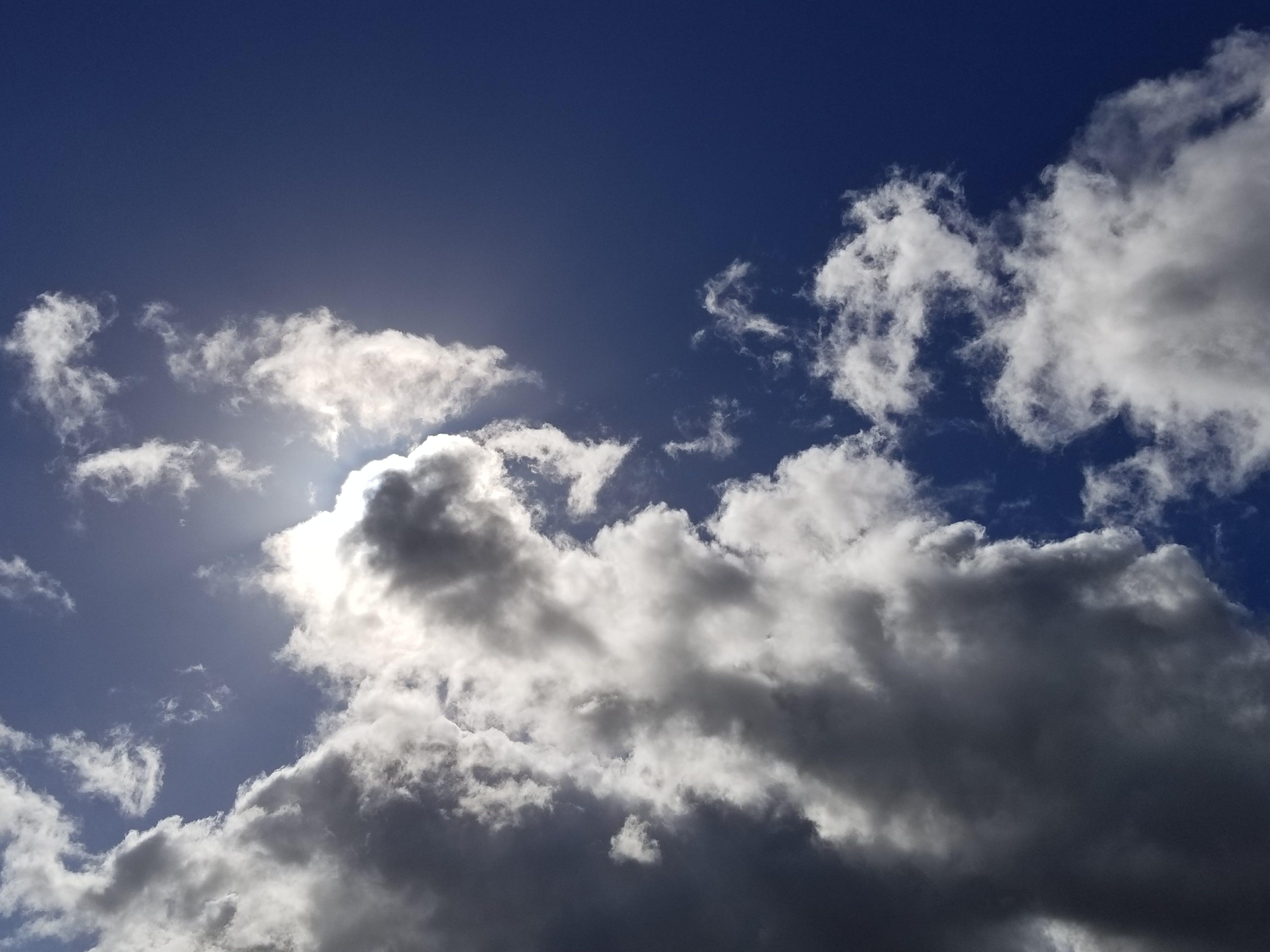 Kostenloses Stock Foto zu wolken