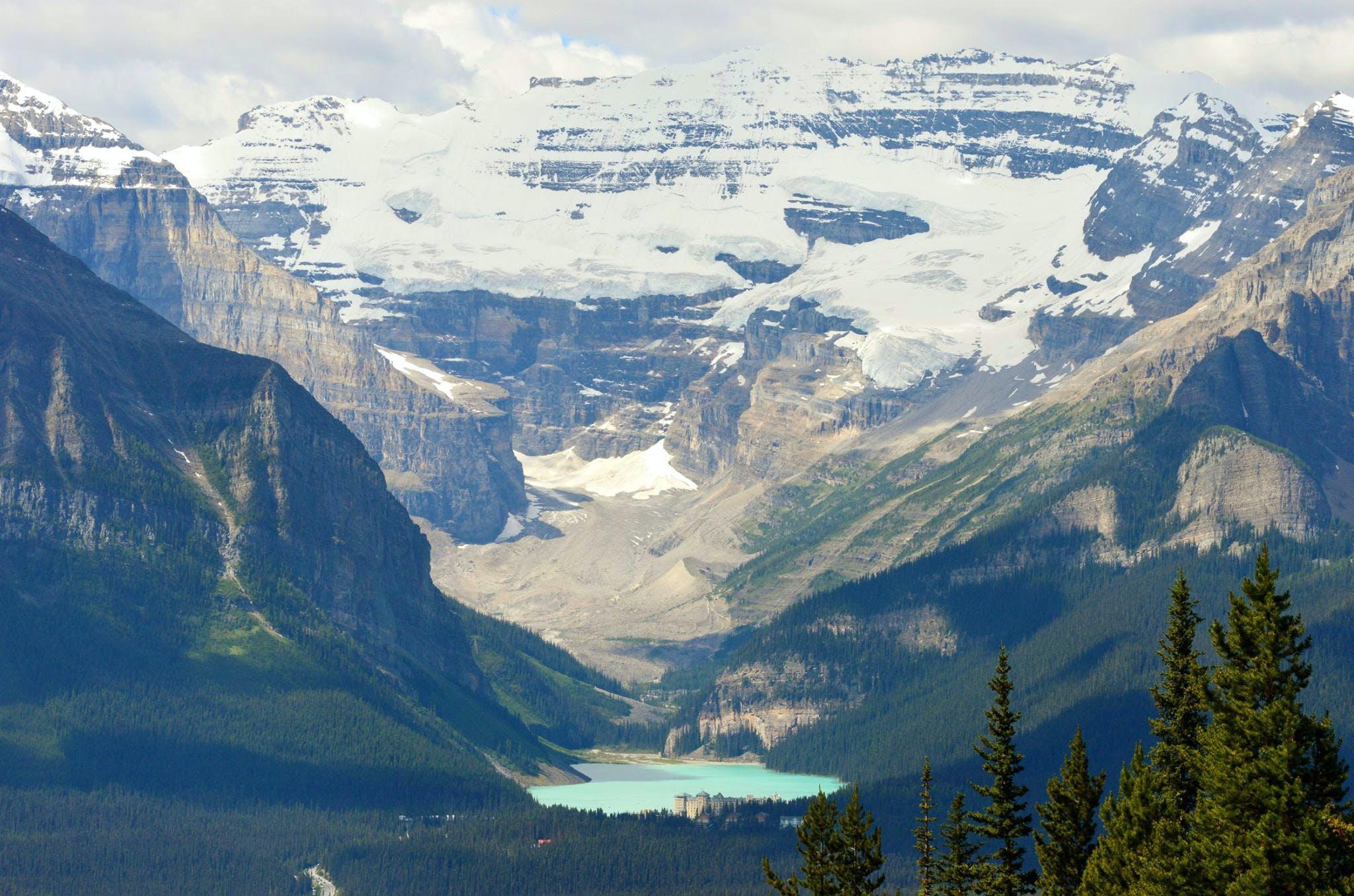 Free stock photo of breathtaking, Calgary, hotel, lake louise