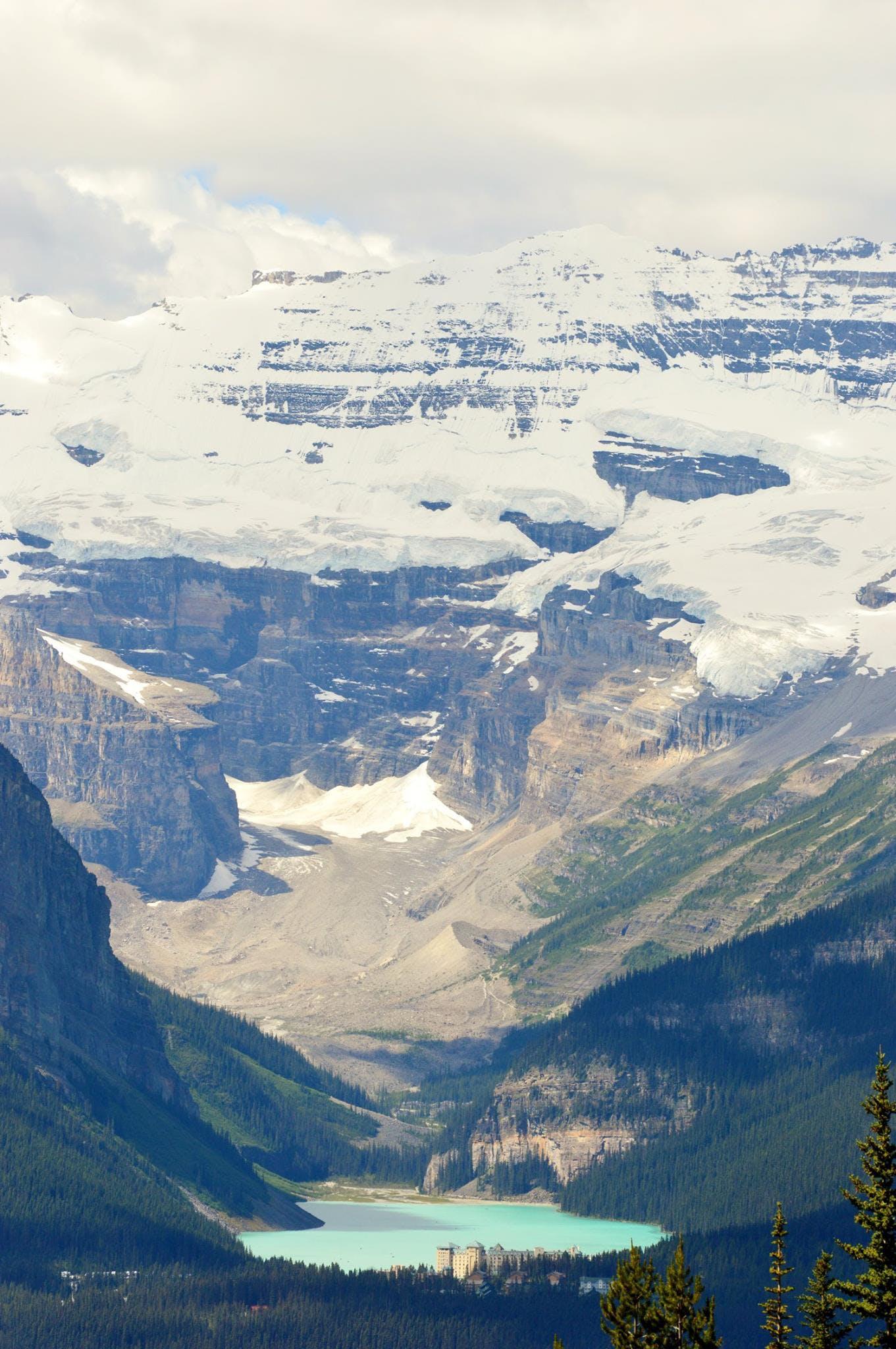 Free stock photo of Alberta, breathtaking, canada, lake louise