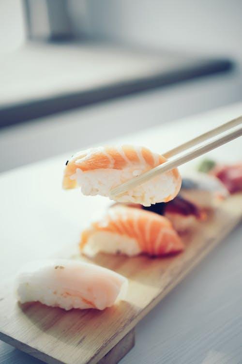 Immagine gratuita di bacchette, cibo, cibo asiatico, delizioso