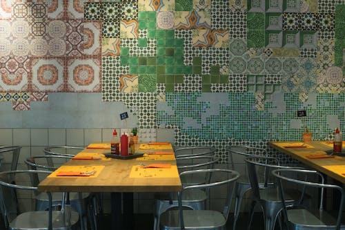 Ingyenes stockfotó étterem, székek témában