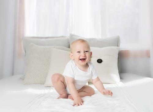 Fotobanka sbezplatnými fotkami na tému bábätko, chlapec, človek, detailný záber