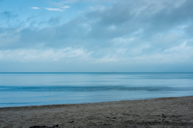 Sand Near Body of Water