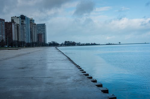 Darmowe zdjęcie z galerii z chicago, niebieski, ocean, plaża