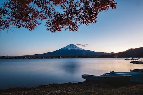Základová fotografie zdarma na téma denní světlo, fuji, hora, hora fudži